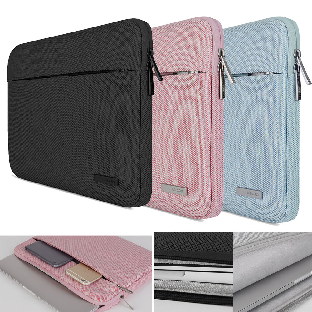 11 13 13 3 15 4 Notebook Bag Case For Macbook Air Pro Retina Lenovo Dell HP Asus Acer surface pro 3 4 Laptop Sleeve 15 6 Inch in Laptop Bags Cases from Computer Office