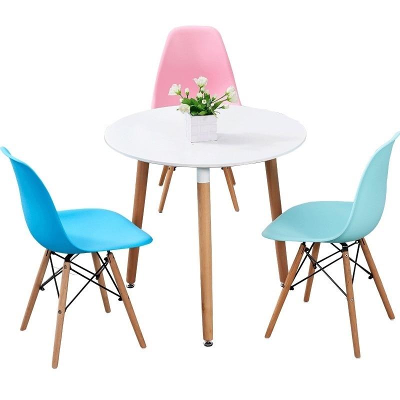 Meja Makan Escrivaninha De Salle A Manger Moderne Tisch Eet Tafel Vintage Wooden Desk Me ...
