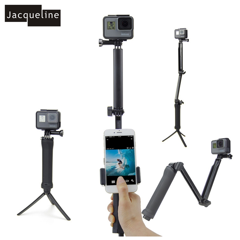 재클린 액세서리 키트 Gopro hero 6 5 4 3+ SJCAM for yi action - 카메라 및 사진 - 사진 2