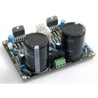 2x68W LM3886 2.0 Channel DC Servo Current Dynamic Feedback Amplifier Board 120x92.5mm