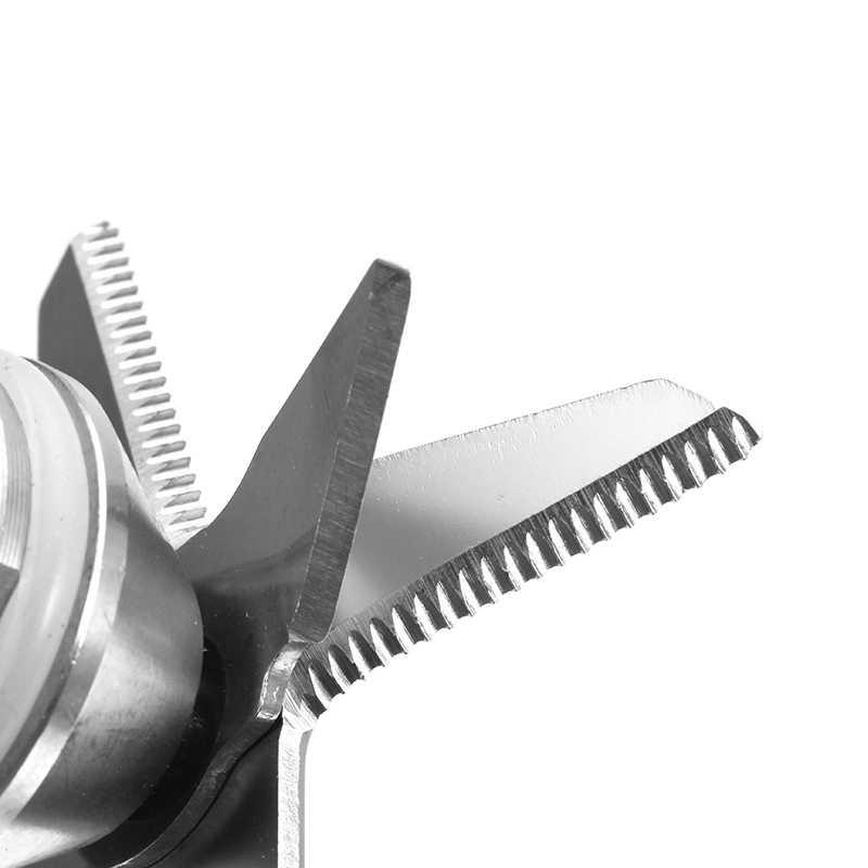 Prata em Aço inoxidável + Lâmina Preta E Socket Drive Combo Kit Para Vitamix Blender Peças de Qualidade Durável