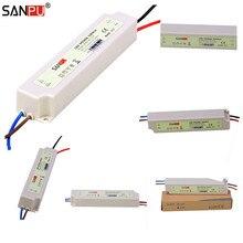 SANPU 12 v LED Power Liefert Wasserdichte 20 watt 18 watt 1.5A Schalter Treiber 110 v 220 v AC-DC Transformatoren full Container Load Großhandel