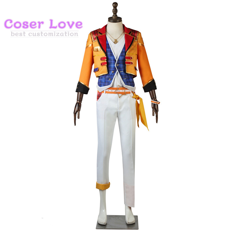 Ensemble Stars Akehoshi Subaru Cosplay Carnaval Costume New Years Christmas Costume