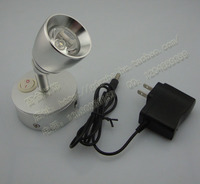 NEW ZZR198 Rechargeable Batteries To Shoot The Light Setting Wall Led Rechargeable LED Spotlight Lights Highlight