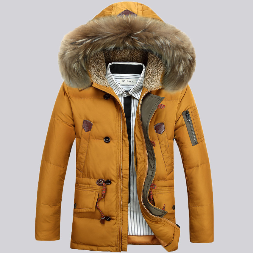 Big Mens Winter Coats Promotion-Shop for Promotional Big Mens ...