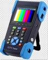 Пять в одном HD коаксиальный тестер камеры CCTV тестер монитор HD SDI ХВН TVI AHD 1080 P аналоговый тестирование камеры PTZ контроль 12 В выводе