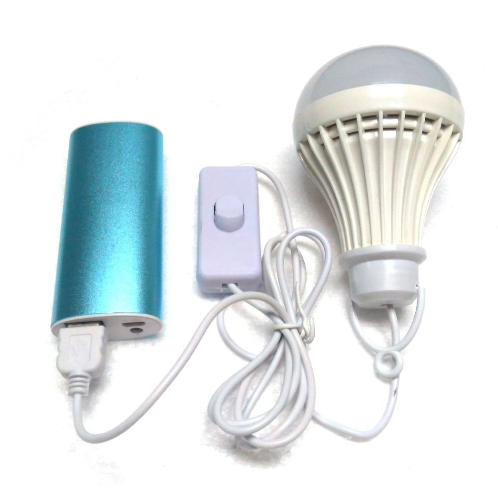 portable led light bulb usb light dc5v low voltage lamp eye protection reading book light table. Black Bedroom Furniture Sets. Home Design Ideas