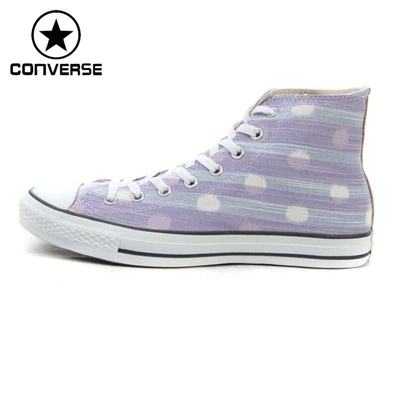 Original Converse Unisex Skateboarding Shoes Canvas Sneakers встраиваемый светильник novotech 369892