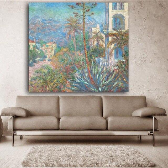 Online Shop Claude Monet schilderij reproductie beroemde ...