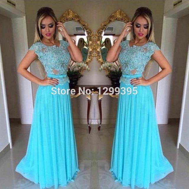 b48cd1714 Vestido azul turquesa aliexpress – Vestidos negros