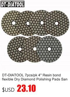 High Quality resin polishing pads