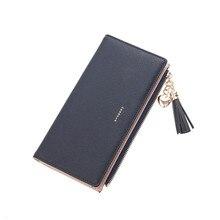 2019 Tassel Wallet Women Long Cute Wallet