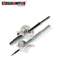 StOSSDaMPFeR 2 шт шок спереди амортизирующая подвеска с EDC 2PIN Strut Fit BMW E67 E66 E65 730i 31316777672 31316777671