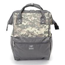 Japan style Teenagers Men&Women anello school backpack Nylon Waterproof College Bagpack Anti-theft Laptop Backpack