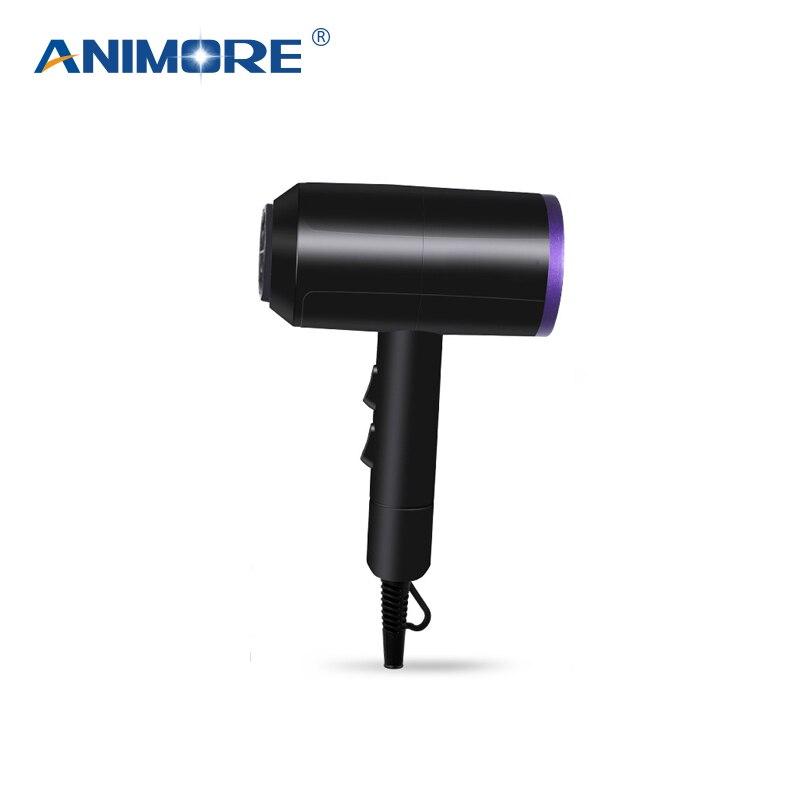 ANIMORE Professionnel Sèche-Cheveux Grande Puissance Réparation des Cheveux Sèche-Cheveux Air Ventilateur Constante Température Ventilateur 2000 w HD-01