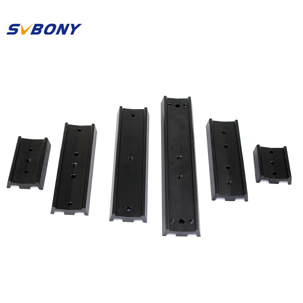 Dovetail Telescope Mounting Plate 70/170/120/210mm for Equatorial Tripod Long Version Binocular/Monocular Astronomy Telescope 69