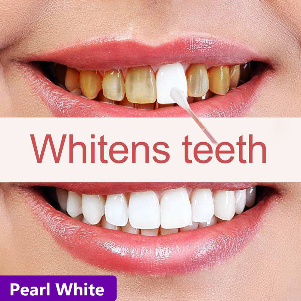 Teeth Whitening Dentes Branqueamento 50g Magic Natural Teeth