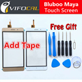 "Bluboo Maya Touch Screen 5.5"" + Tools Set Gift High Quality Digitizer Glass Panel Assembly Replacement For Bluboo Maya"