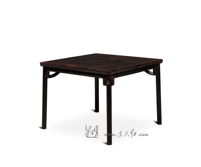 Dining Desk Square Tables With Round Legs Outdoor Patio Garden Furniture  Sterling Color Chinese Rosewood Dinner