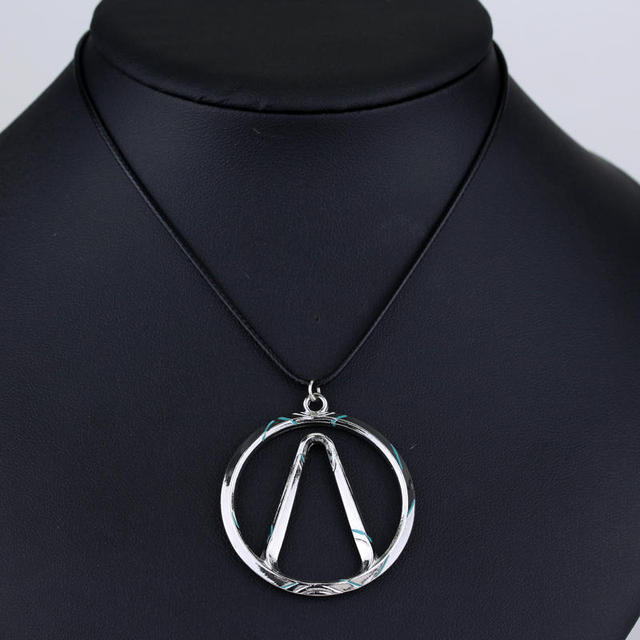 Hot Game Bijoux Handmade Borderlands Logo Necklace Vault Symbol