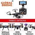 2016 rc quadcopter GW007-1 управления по радио 4ch 3D летать с живой камеры, 4 Г sd-карта Беспилотный камера Аналогичные vs Hubsan H109S, X5C
