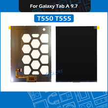 New T550 T555 LCD Display Panel For Samsung Galaxy Tab A 9.7 SM-T550 T555 LCD Screen Panel Replacement