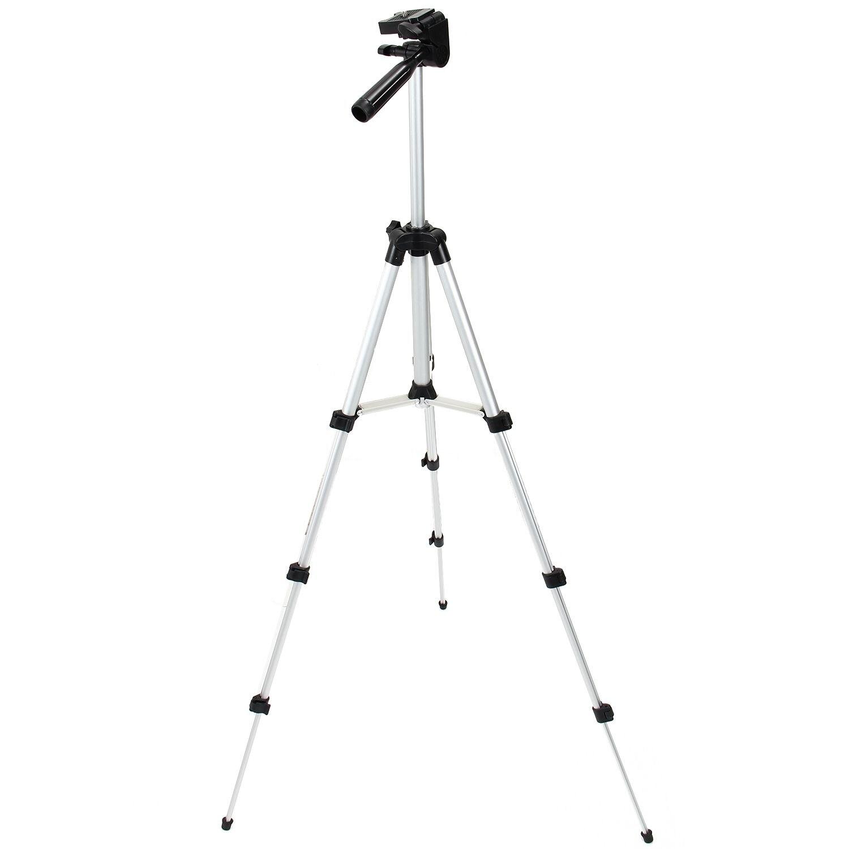 Extensible escalable Cámara del soporte del trípode para Canon Nikon Teléfono + soporte para Iphone X