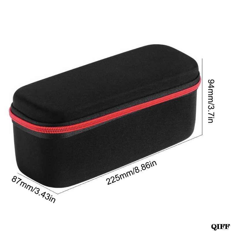 Drop Schiff & Großhandel Tragbare EVA Zipper Hard Case Tasche Box Für Anker SoundCore Pro Bluetooth Lautsprecher für UE Boom 3 APR28
