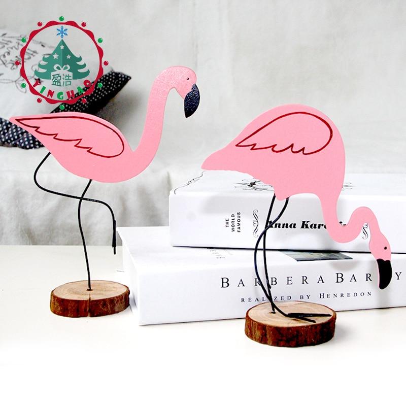 inhoo 3pcs Ροζ Flamingo Διακόσμηση DIY - Προϊόντα για τις διακοπές και τα κόμματα - Φωτογραφία 4