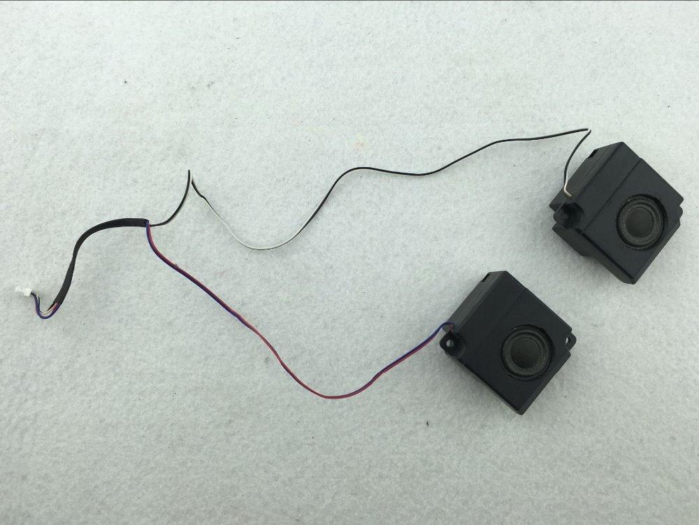 D'origine Ordinateur Portable Fix Président pour TOSHIBA Satellite L300 L300D L355D haut-parleurs une paire de haut-parleurs intégrés.