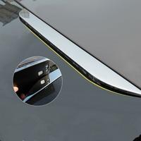 สแตนเลสสตีลไฟเบรค Decorared Mouldings สำหรับ Ford Taurus ACA079-ใน การออกแบบโครเมี่ยม จาก รถยนต์และรถจักรยานยนต์ บน