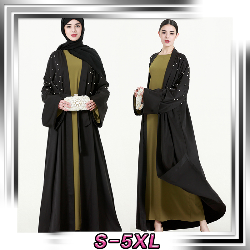 Muslim Abaya Arab Turkey Hot Spot Muslim Cardigan Print Robe Long Dress 1570-in Islamic Clothing from Novelty & Special Use on Aliexpress.com | Alibaba Group