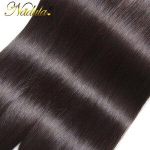 Image 5 - Nadulaヘア編む 3 本毛バンドルマシンダブル横糸 100% 人間のremy毛束