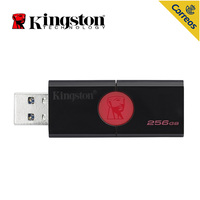 Kingston USB Flash Drives 256GB USB 3.0 Pen Drive High speed PenDrives DataTraveler 106 Flash Disk Pendrive for Laptop PC
