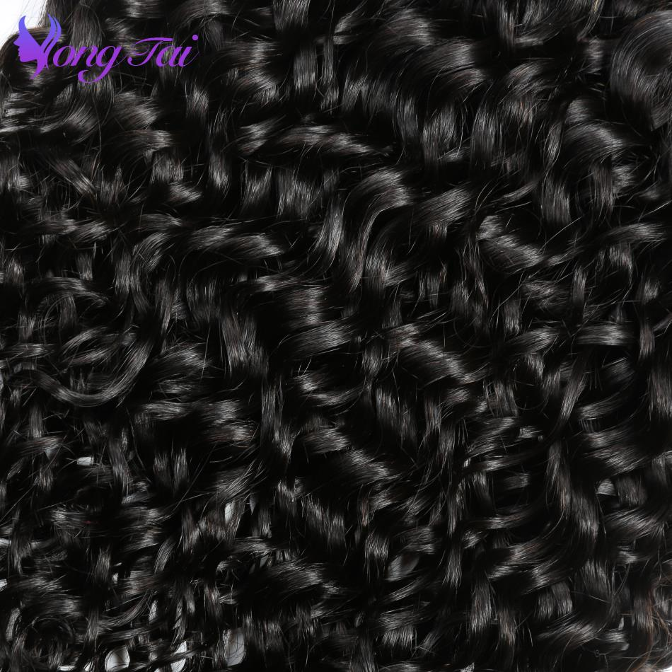 Yuyongtai Hair Store Burmese Water Wave Hair Bundles Weaving 9Pcs/Lot Unprocessed Remy Human Hair Products 10-26 Inch Clean