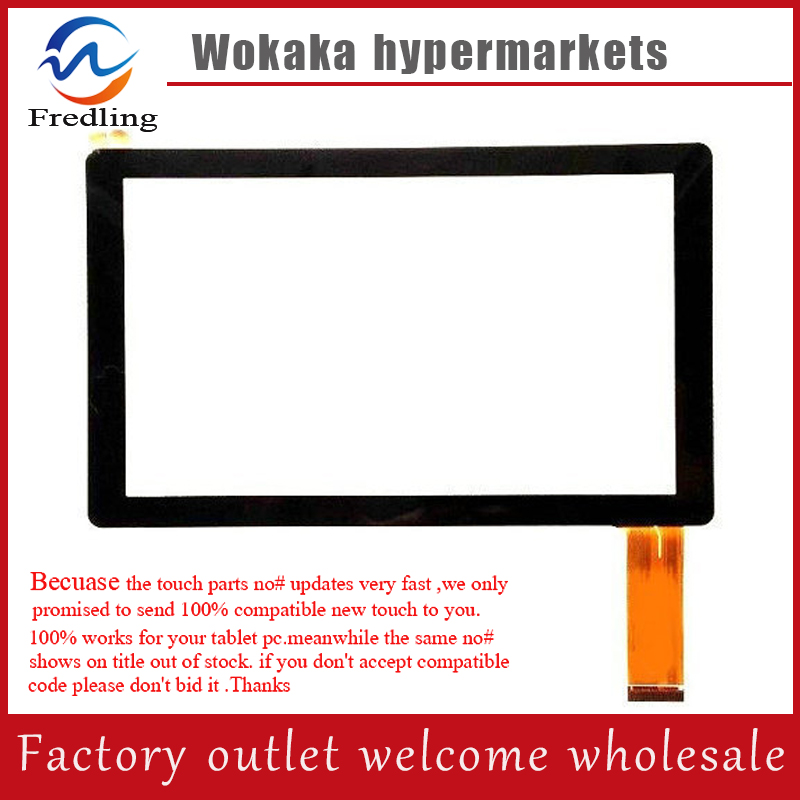 7 Inch Capacitive Touch Screen PANEL Digitizer Glass Replacement for Allwinner A13 A23 A33 Q88 Q8 Tablet PC pad 10inch for mireader a7 travel pad tablet pc capacitive touch screen glass digitizer panel
