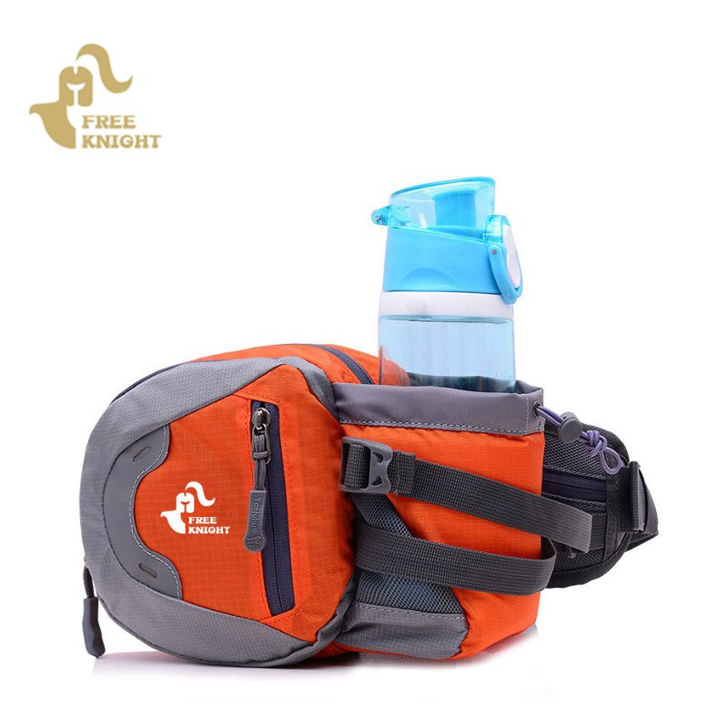 Caballero libre Multifuntictional de nylon Resistente Al Agua bolsa de Deporte A