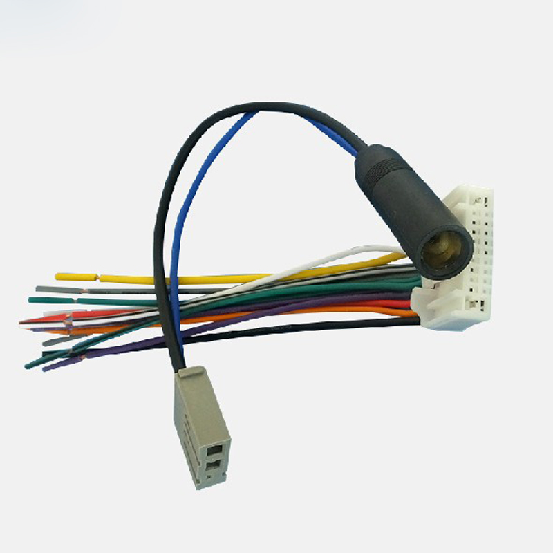 Wiring Harness Adapter For Car Stereo Walmart Wiring Harness