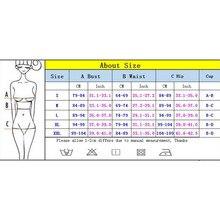 Large Size Striped Patchwork Women Push up Swimsuits Bikini set MT