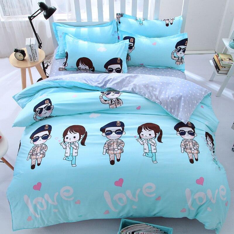 Blue Bedroom Sets For Girls online get cheap twin bedroom sets for girls -aliexpress