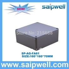 2015 Hot Sale  Aluminum Junction Box 160*160*70mm IP67 SP-AG-FA61