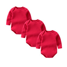 Culbutomind 3-Pack Long-Sleeve Short Sleeve Baby Clothing