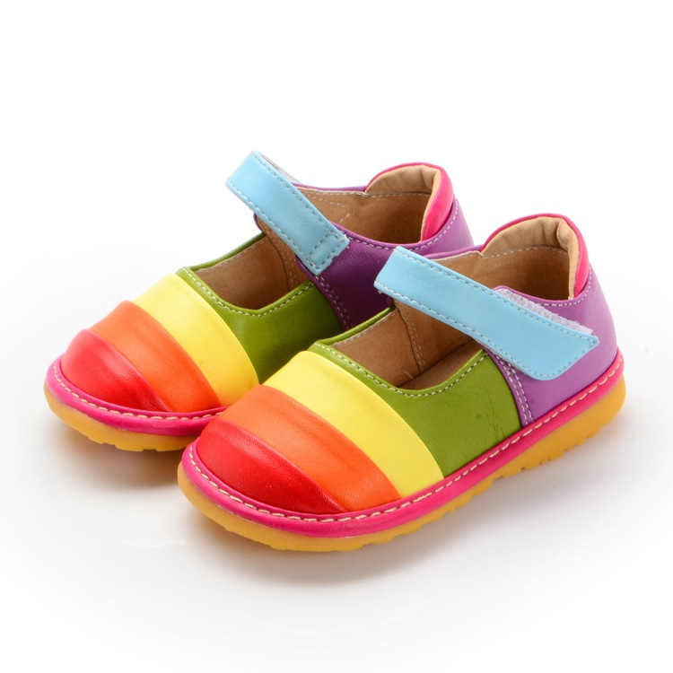 Aliexpress.com : Buy Sping Autumn Baby Girl Squeaky Shoes ...
