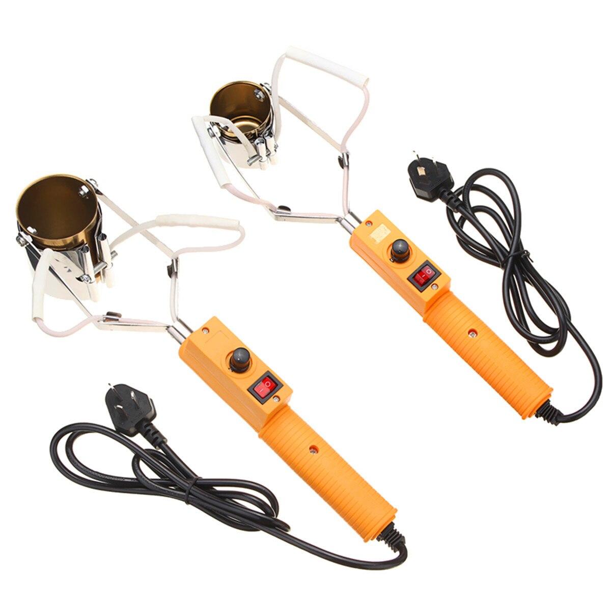 цена на 220V-250V AC 180W/280W Electric Portable Solder Furnace For Casting Heads Lead Tin Indium 150-450 Degree
