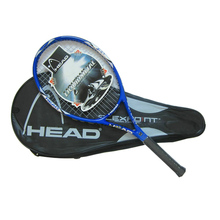 High Quality Carbon Fiber Tennis Racket Racquets Equipped with Bag Tennis Grip Size 4 1/4 racchetta da Tennis Free Shipping