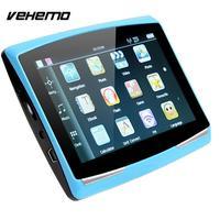 Vehemo 5 Inches Vehicle Navigation Electronic Album Car Navigator Sensors GPS Navigator for Photography Electronics Map