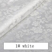 Thick Chinese Satin Fabric  50cm x 90cm