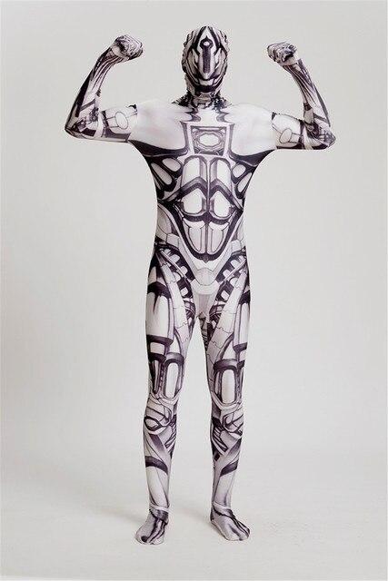 Movie Robocop Costume Pope Cosplay Halloween Costumes For Men Adult