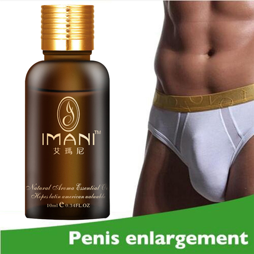 IMANI 10ML Essential Oil Extension Delayed Upgraded Version External Use Enlargement Sexual Love Daily Lover Sex Massage #4JY23
