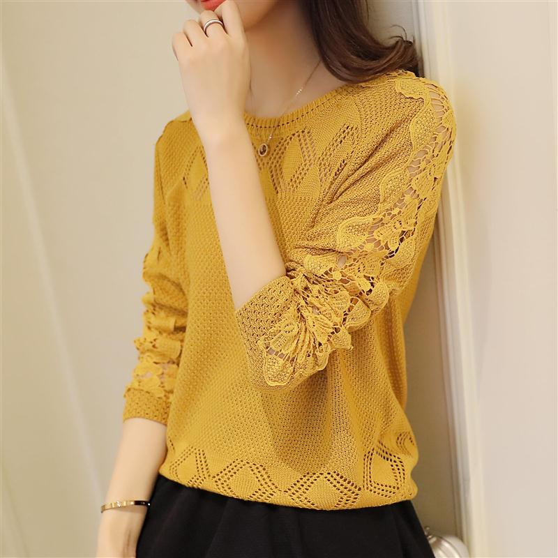 Cheap Wholesale 2018 New Summer Hot Selling Women's Fashion Casual Warm Nice Sweater  Y79615